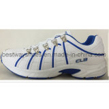 PU Leather Racing Shoes for Men