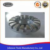 100mm Diamond Wheel with Arc Segment for Stone