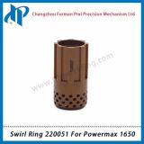 Swirl Ring 220051 for Powermax 1650 Plasma Cutting Torch Consumables 100A