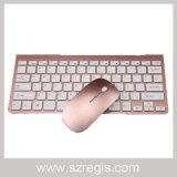 Slim Laptop Computer Mini 2.4G Wireless Mouse Keyboard Set