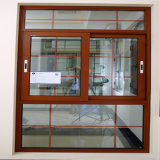 Wooden Aluminum Frame Sliding Door and Window Price Philippines Design