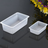factory durable disposable biscuit blister package plastic snack tray(PP tray )