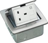 Pop up Electrical Floor Box Power Port