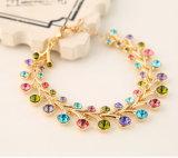 Fashion Jewelry Accessories Colorful Zircon Wedding Rhinestone