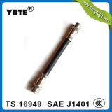 Yute Fmvss-106 Rubber 1/8 Inch Hydraulic Brake Hose Assembly