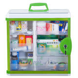 Big Size Colorful Metal First Aid Kit for Drugs Storage