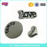 Fashion Custom Promotional Epoxy Logo Charm