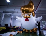 Advertising Giant Inflatable Trump Chicken Model