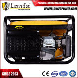 4kVA/4kw Single Phase Alternator Gasoline/Petrol Power Generator for Home Use