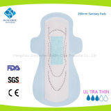 Hot Sale Disposable Women Sanitary Napkin for Overnight and Heavy Flow Time