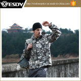 Acu Camo Tactical Softshell V4.0 Outdoor Military Jacket Army Clothing