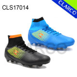 Men Outdoor Soccer and Football Training Boots with Flyknit Mesh