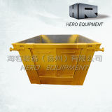 3m Yellow Standard Metal Skip Bin