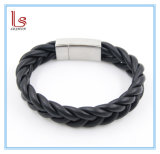Wholesale Leather Engravable Bracelets Leather Wrap Bracelets Jewelry