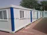 Prefabricated Villa Modular House/20ft Container House