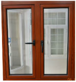 Thermal Break Aluminium Double Glass Window (ALU-C-W01)