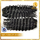 100% Unprocessed Brazilian Virgin Human Hair Extensions /Remy Hair