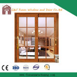 Double Glazed Made in China Hardware Aluminium Sliding Door