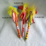 Pencil Decoration - Fancy Pen (YL05-B118)