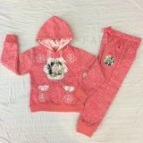 Girl Children′s Sports Suit Wear for Kids Clothes Sq-6668