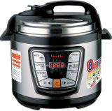 Stainless Steel Electric Pressure Cooker (CR-05)