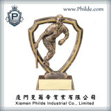 Custom Sport Trophy Baseball Superstar Award, Game Trophy