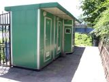 20ft Mobile Portable Container Toilet