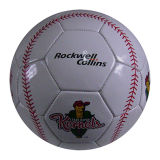 Machine Stitched Official Size 5 Promotion PVC Football Soccerball