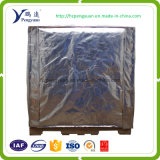 Pharmaceutical Transportation Aluminum Foil Woven Fabric Insulated Thermal Pallet Cover