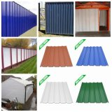 PVC Anti-Corrosion Africa Roofing Sheet