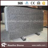 Flamed Granite Stone Slab Tile for Flooring Wall Cladding
