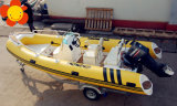 17 Feet Rigid Inflatable Boat /Finishing Boat Yacht (RIB520)