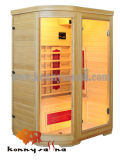 Far Infrared Sauna with CE, RoHS Certificates (2010-21)
