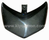 Carbon Fiber Rear Light Upper Cover for Ducati Hypermotard 1100/1100s