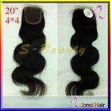 Brazilian Silk Top Front Lace Closure Body Wave