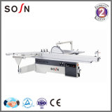 Qingdao Woodworking Sliding Table Cutting Saw with Ce Approval