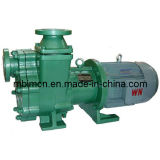 Selfpriming Magnetic Drive Pump with Plastic Linning