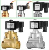 Steam Hot Water Brass Stainless Steel Solenoid Valve -- High Temperature (SLG SERIES)