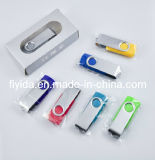 Paypal Accepted Swivel USB/Twist USB Flash Drive Disk with Custom Logo (FYD-U039)