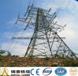 220kv Steel Tower for Power Transmission