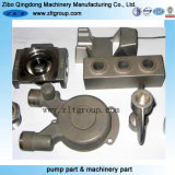 Precision Casting /Investment Castings Parts with CNC Machining