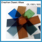 5mm Bronze Reflective Glass Blue Glass Green Glass 3300*2140mm