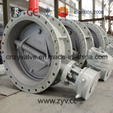 Triple Eccentric Metal-Metal Seat Butterfly Valve