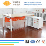 3 Drawers Movable Pedestal Cabinet for Office
