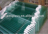 4mm-19mm Clear and Colored Tempered Glass