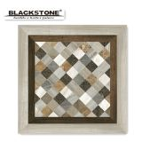 Spainish Impression Series Glazed Tile with Grid Pattern 600*600