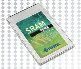Pretec 1MB 2MB 4MB 8MB 16MB Industrial PCMCIA Type I with Dual Backup Batteries Sram PC Card