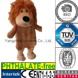 SGS Plush Toy Animal Hot Water Bottle Cover Lion