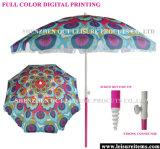 Full Color Printing Beach Umbrella (OCT-BUAD8)