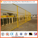 Anty-Rust and Durable Temporary Fence
